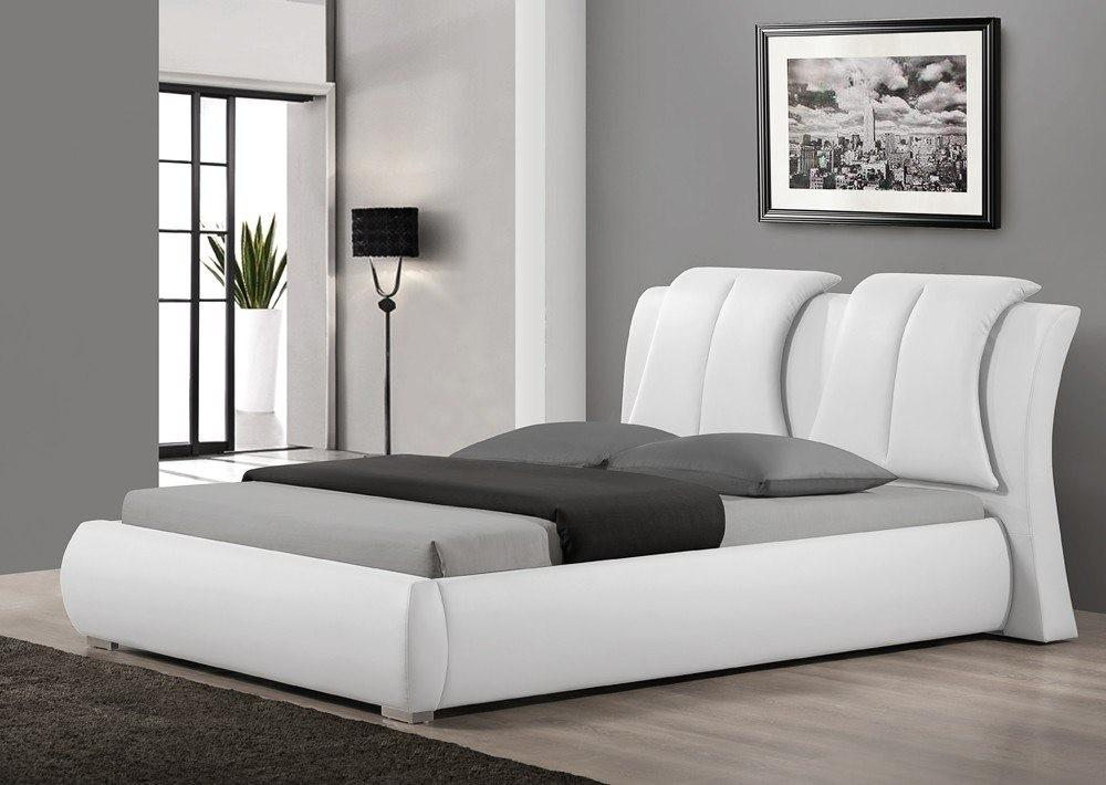 Gq3238 Usa Modern Leather Bed Welcome Decoreza Furniture