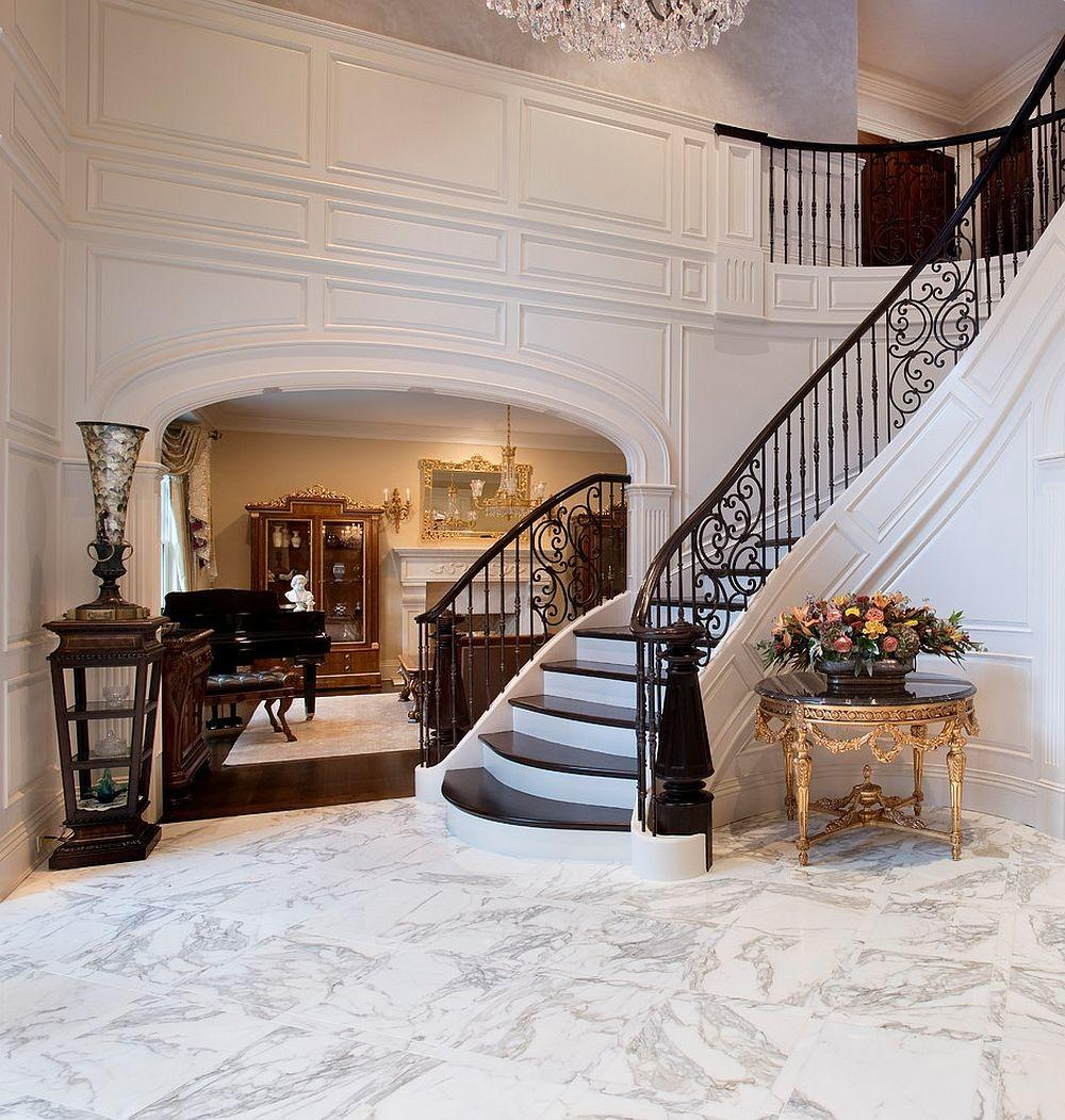 Grand Revival Splendid Entryways Bring Back