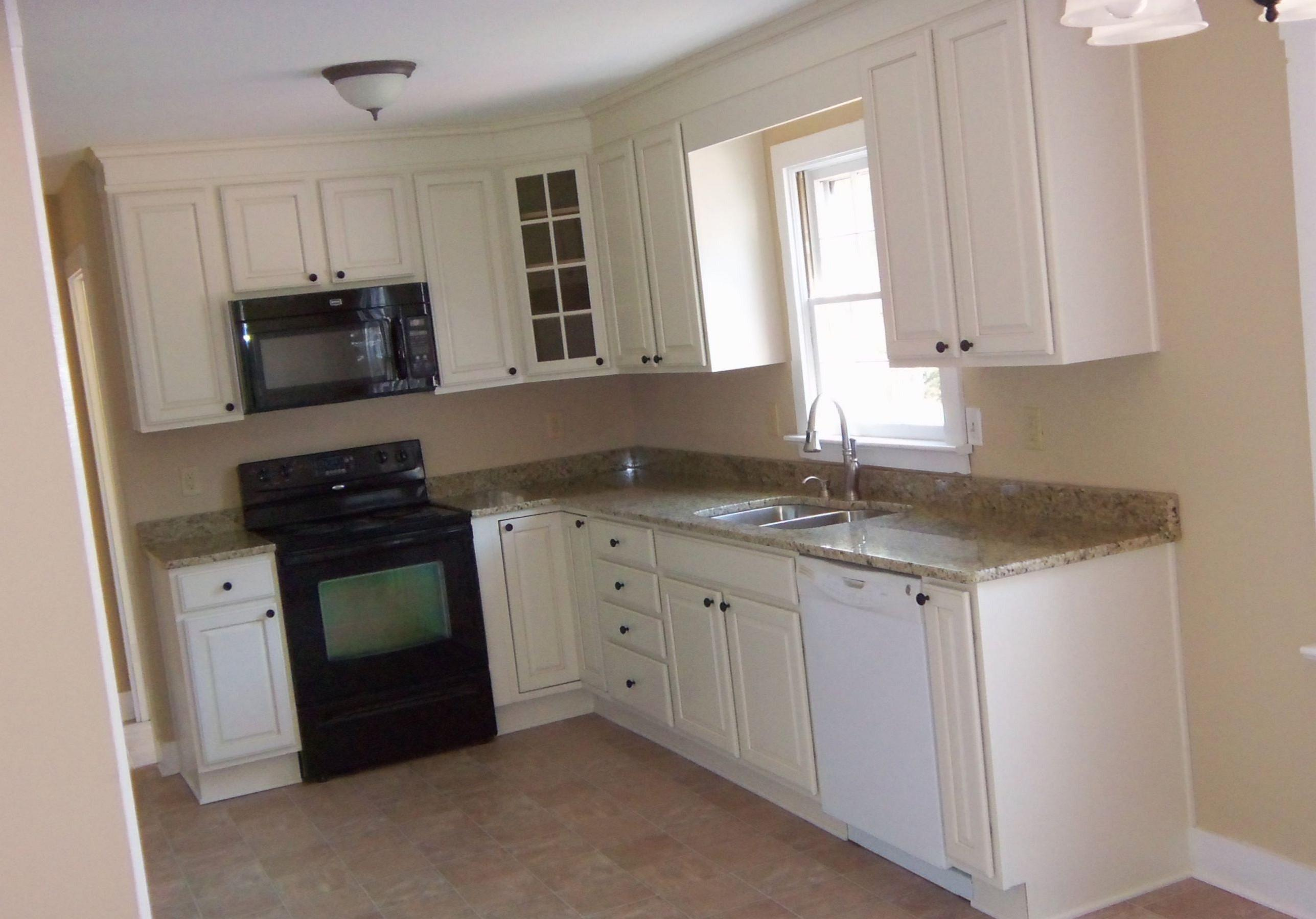 Granite Countertops Mix Stainless Steel Sink Shaped