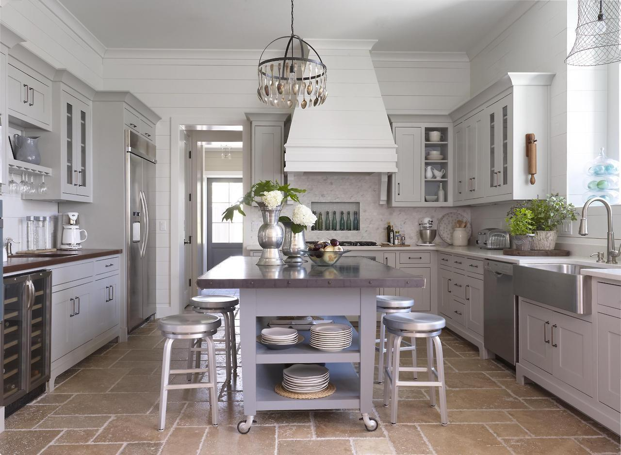 Gray Kitchens Anything But Dull Frog Hill Designs Blog