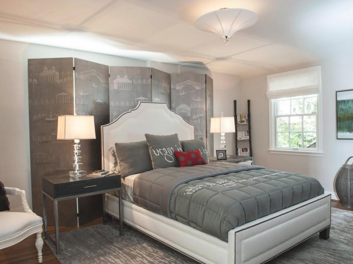 Gray Master Bedrooms Ideas Within Grey