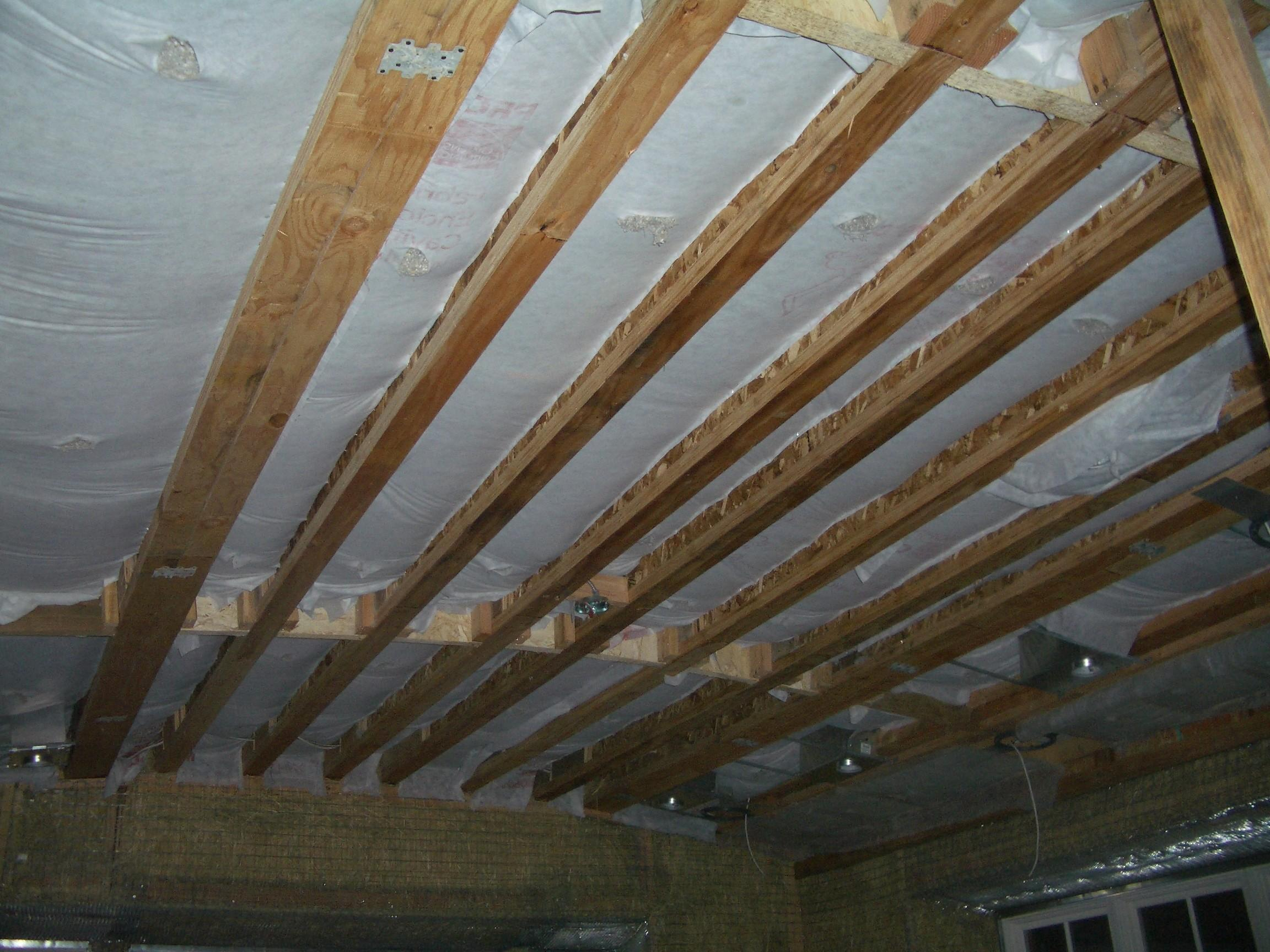 Great Cellulose Insulation Wall Treatment Ceilings