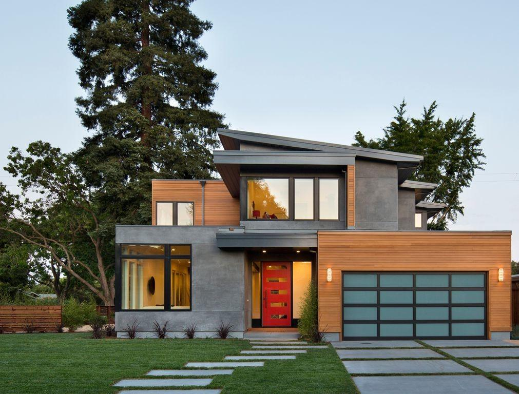 Great Contemporary Exterior Home Zillow Digs