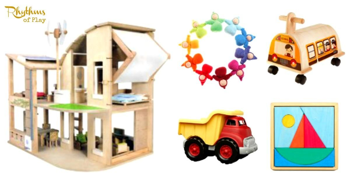 Great Eco Friendly Toys Toddlers Rhythms Play
