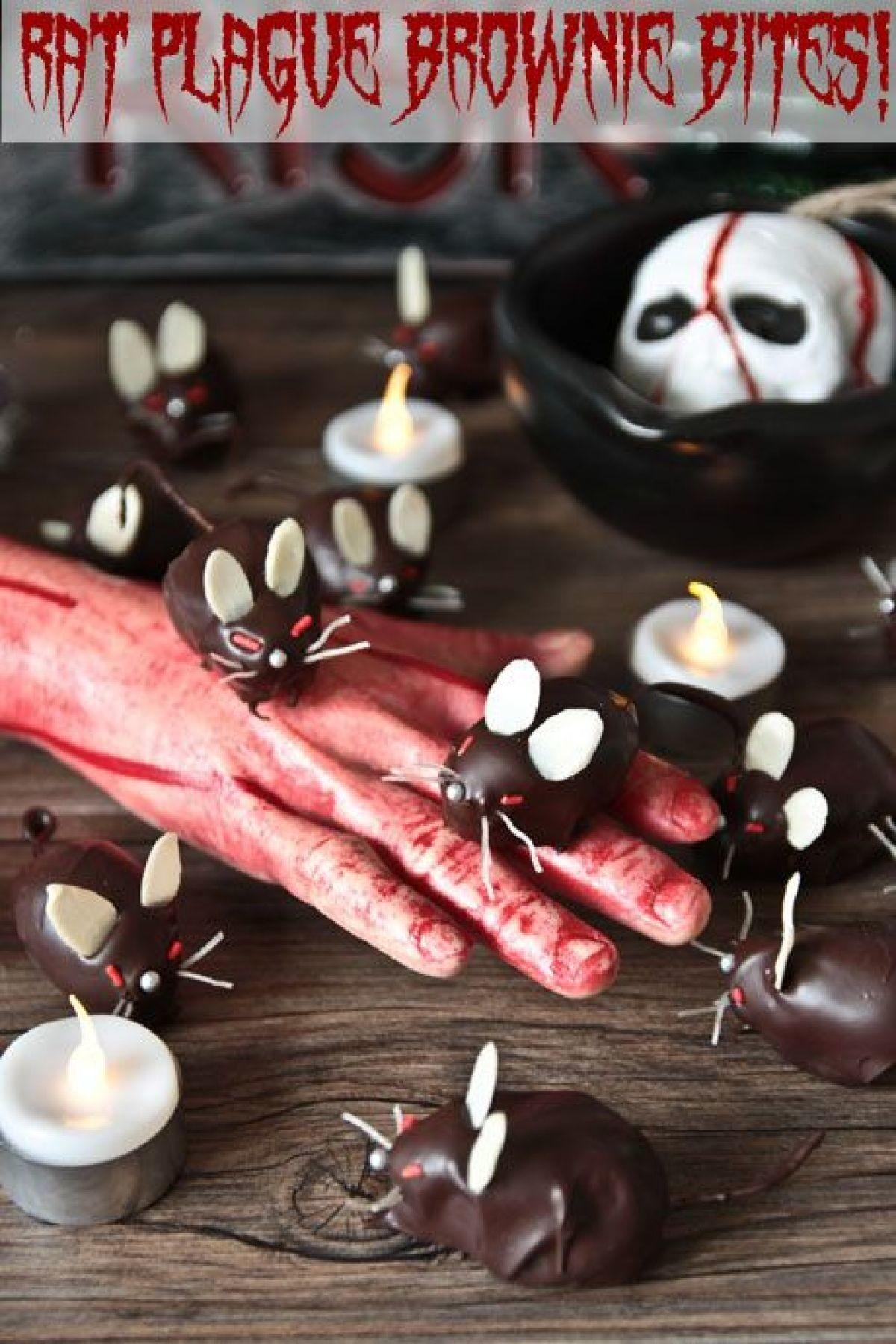 Great Food Ideas Your Halloween Dinner Party