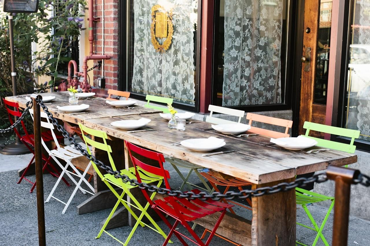 Great Ideas Creating Unique Outdoor Dining