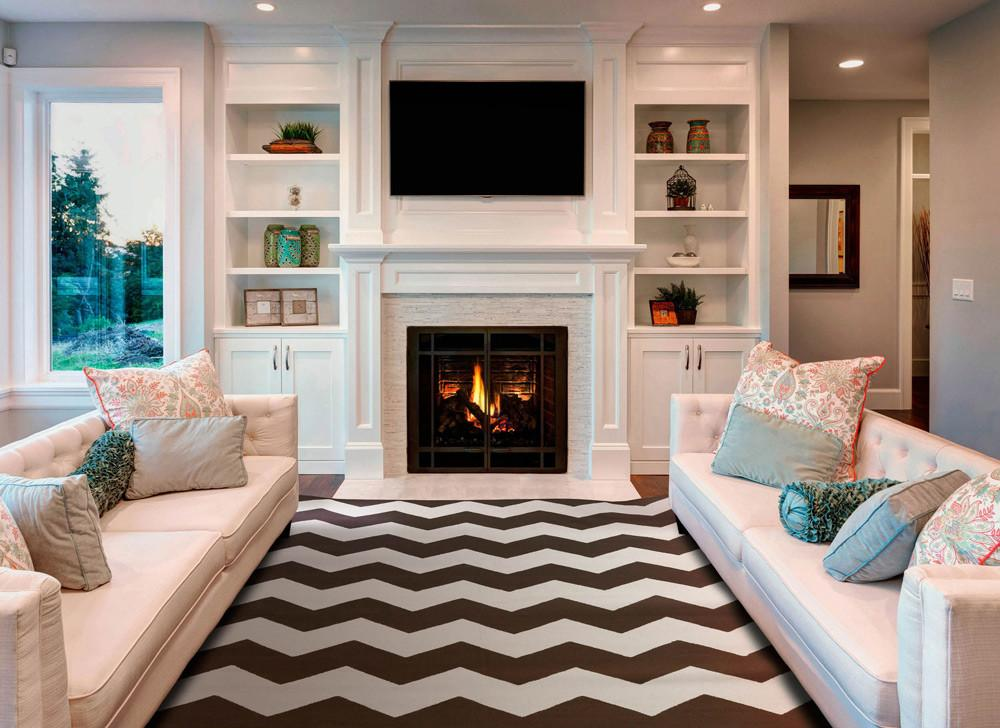 Great Ideas Modern Accent Wall Living Room Design