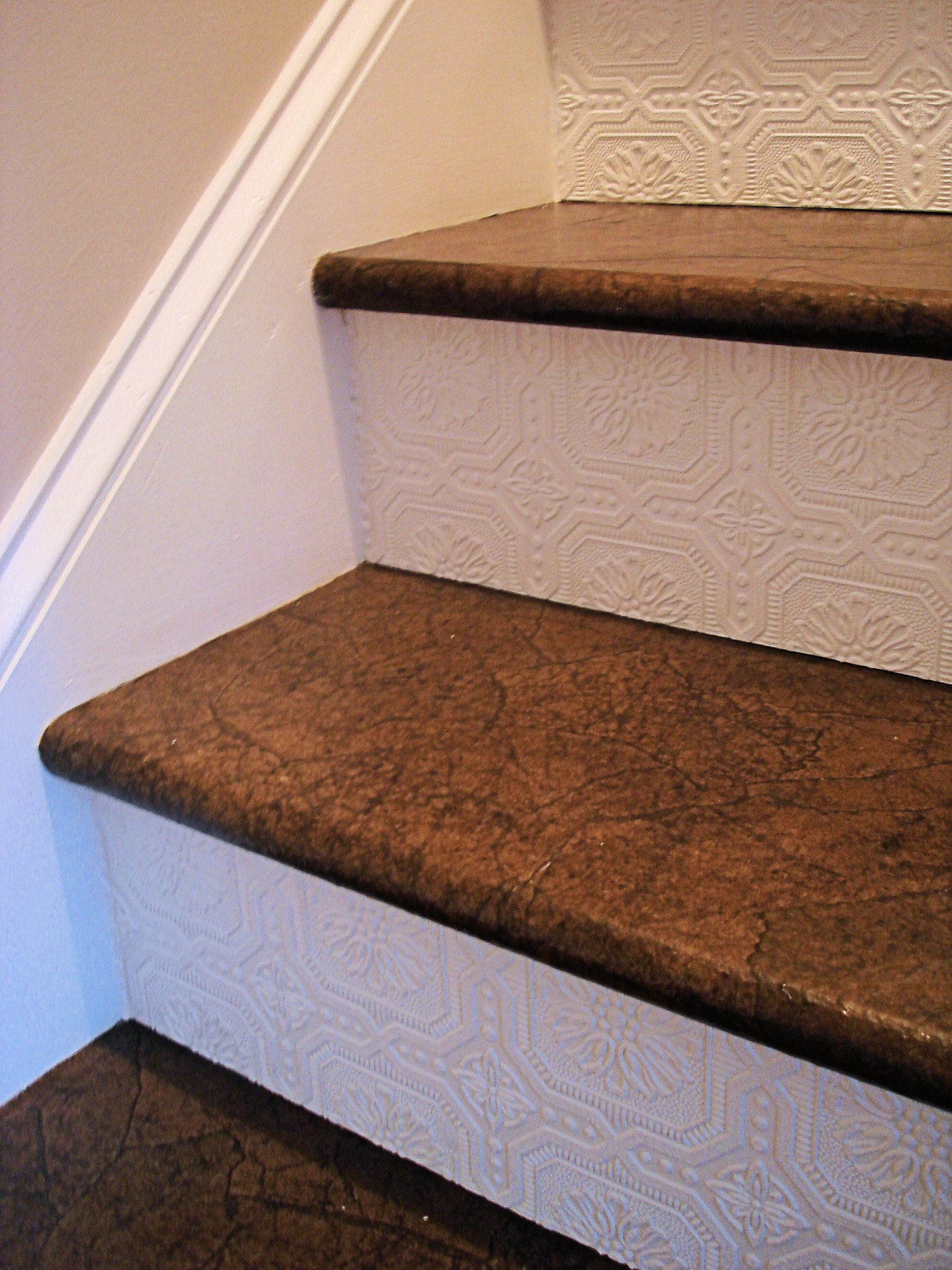 Great Ideas Textured Stairs