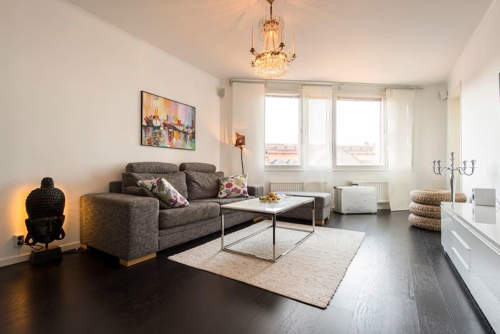 Great Location Luxurious Modern Apartments Rent