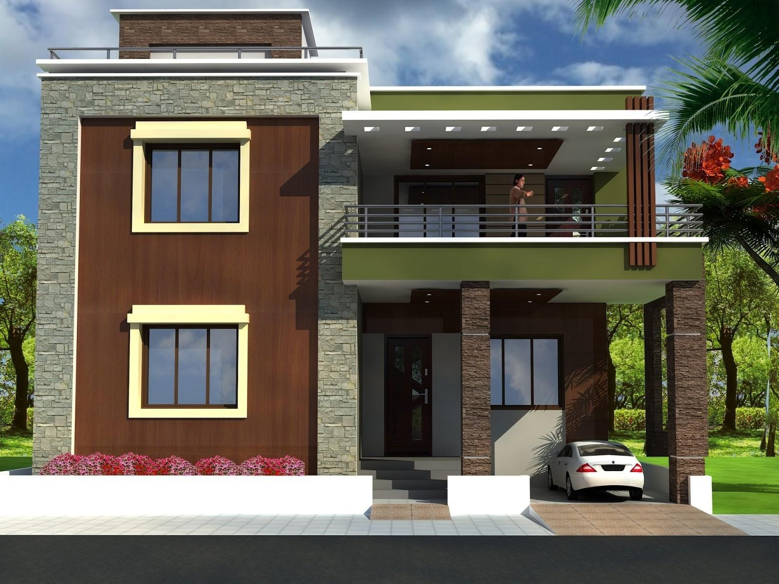 Great Simple Exterior House Plans Hohodd