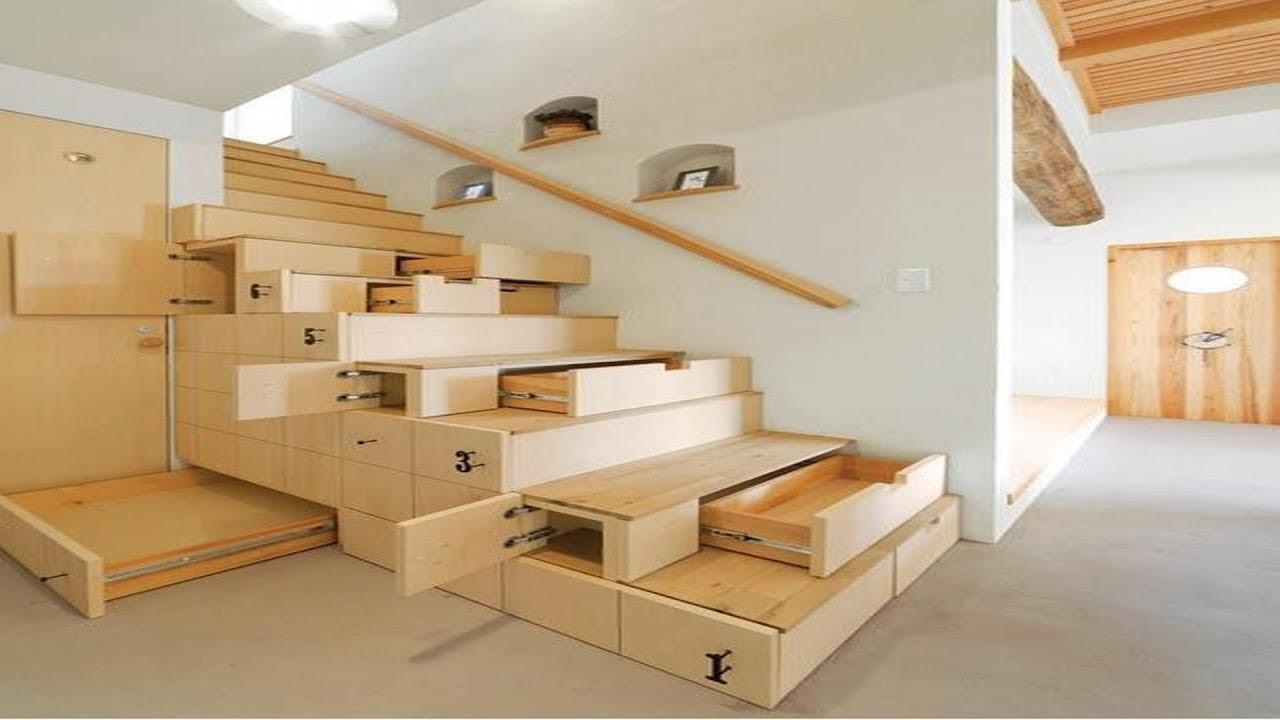 Great Space Saving Ideas Smart Furniture Compilation