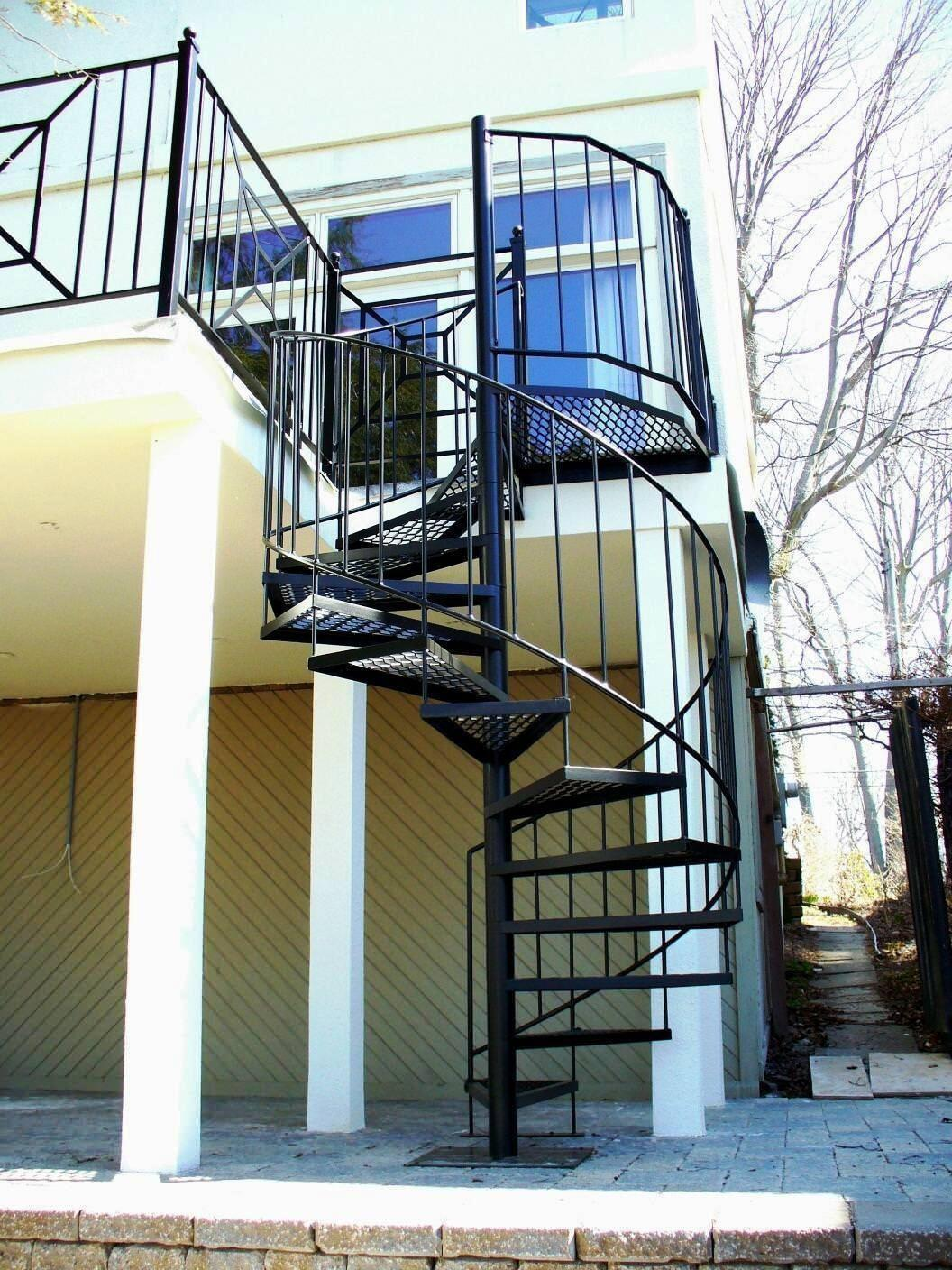 Great Spiral Staircase Ideas Emerson Design