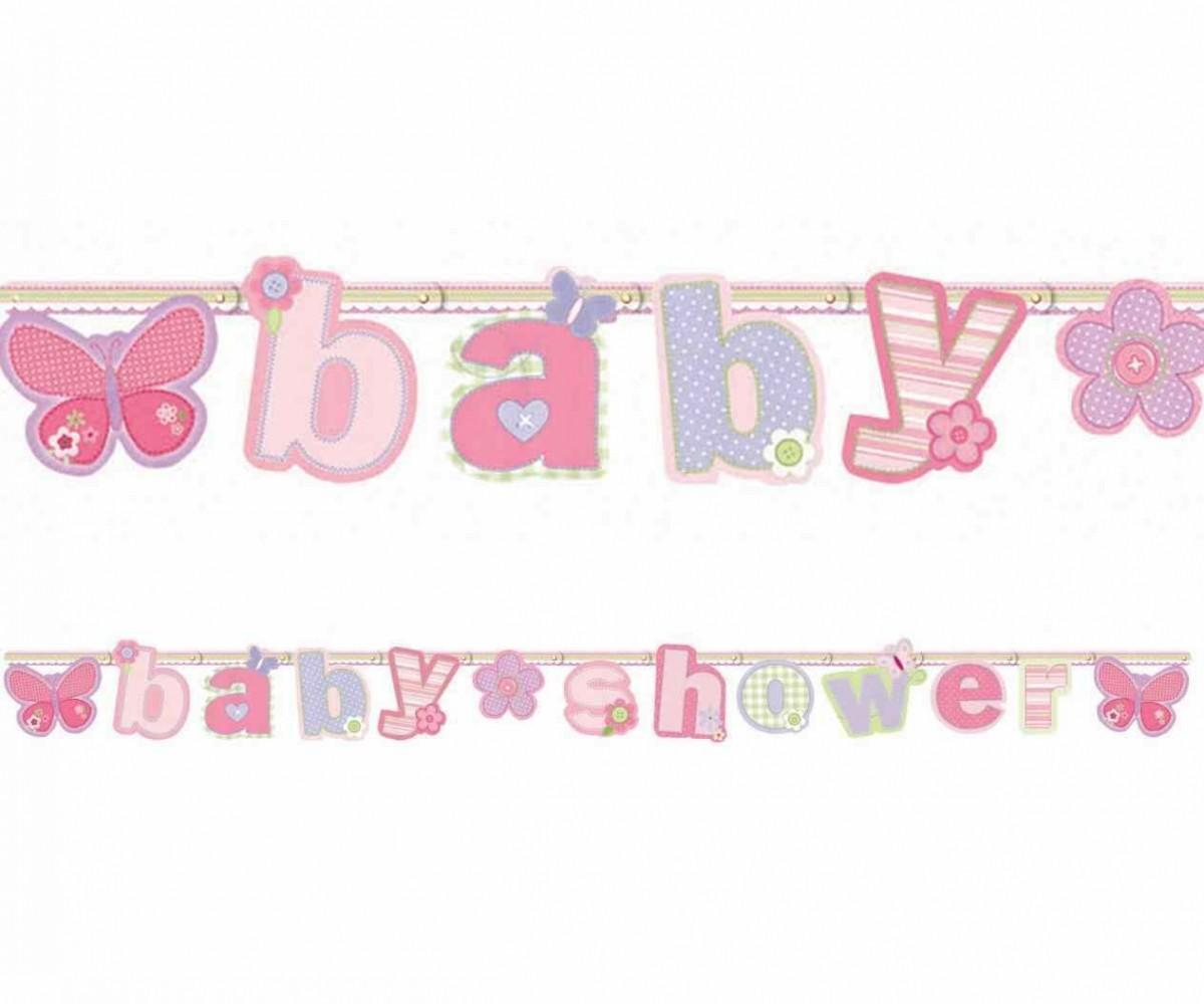 Great Star Born Hollywood Personalized Baby Shower