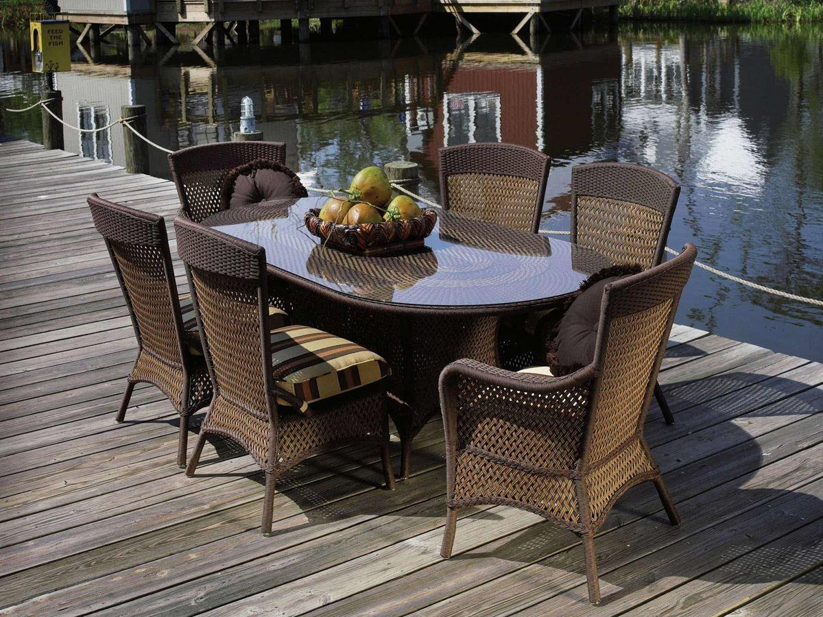 Great Stylish Outdoor Dining Tables Home Garden
