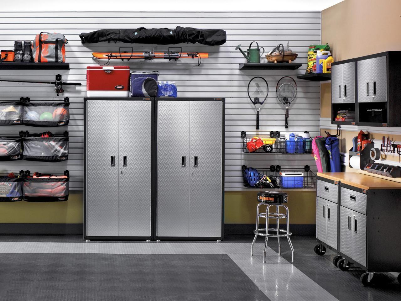 Great Tips Garage Organization Diy Network Blog
