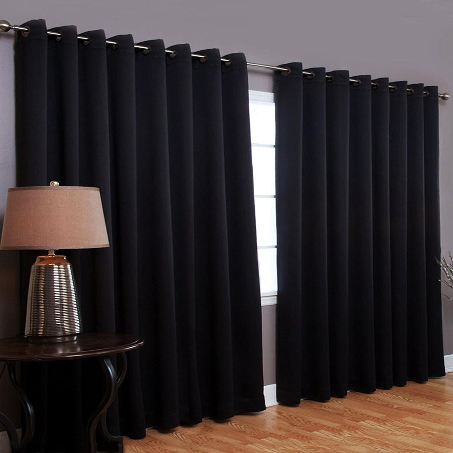 Great Variety Best Blackout Curtains Drapery Room Ideas