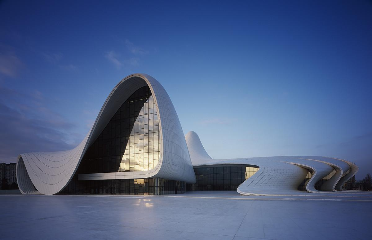 Great Zaha Hadid Architect Buildings Top Design Ideas