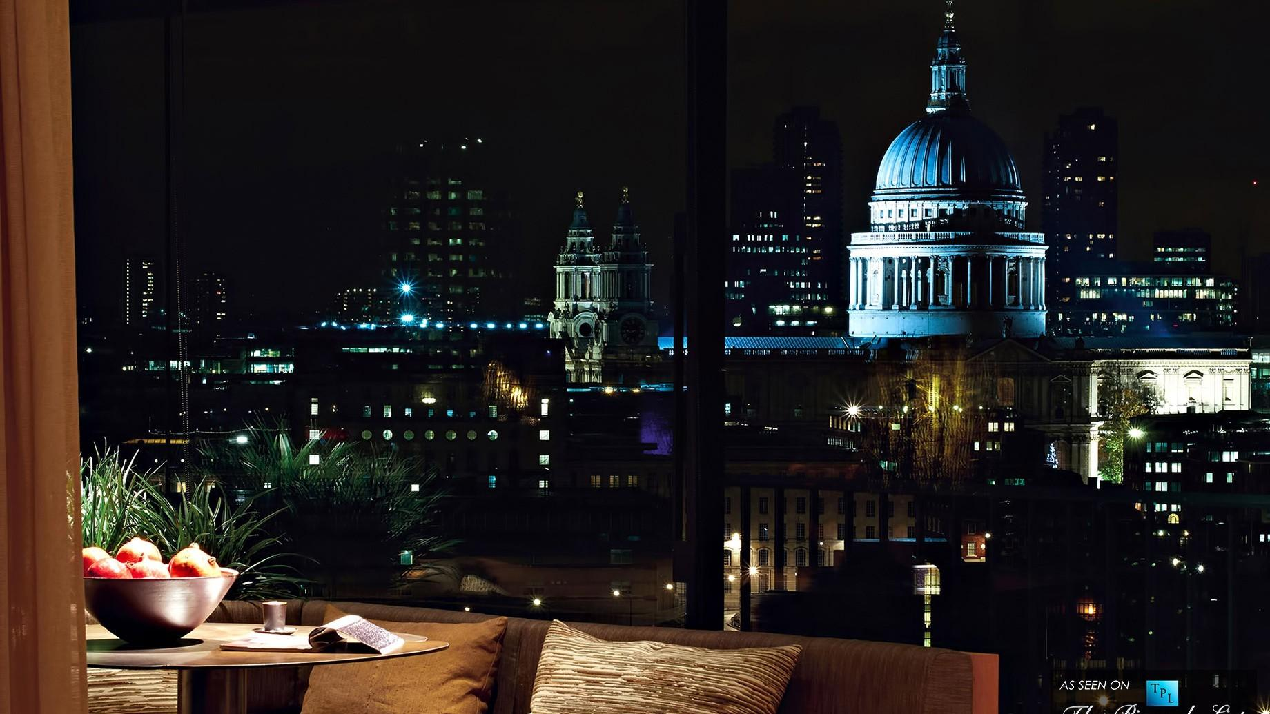 Greater London Luxury Apartments Pinnacle List