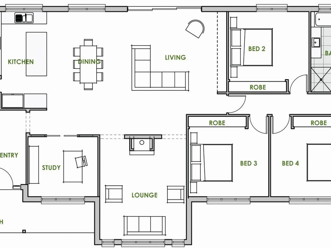 Greater Than Lovable Energy Efficient Home Plans