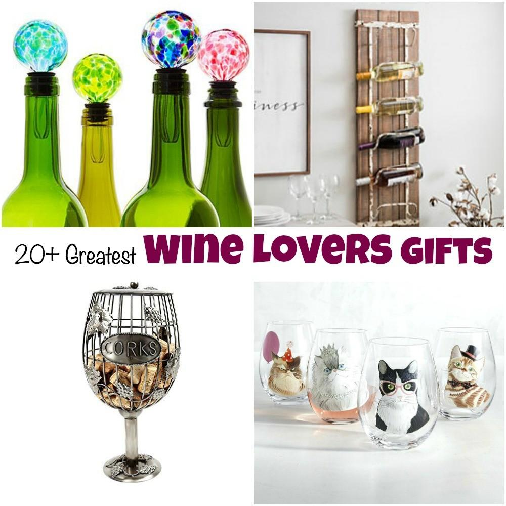 Greatest Wine Lovers Gifts Any Lover