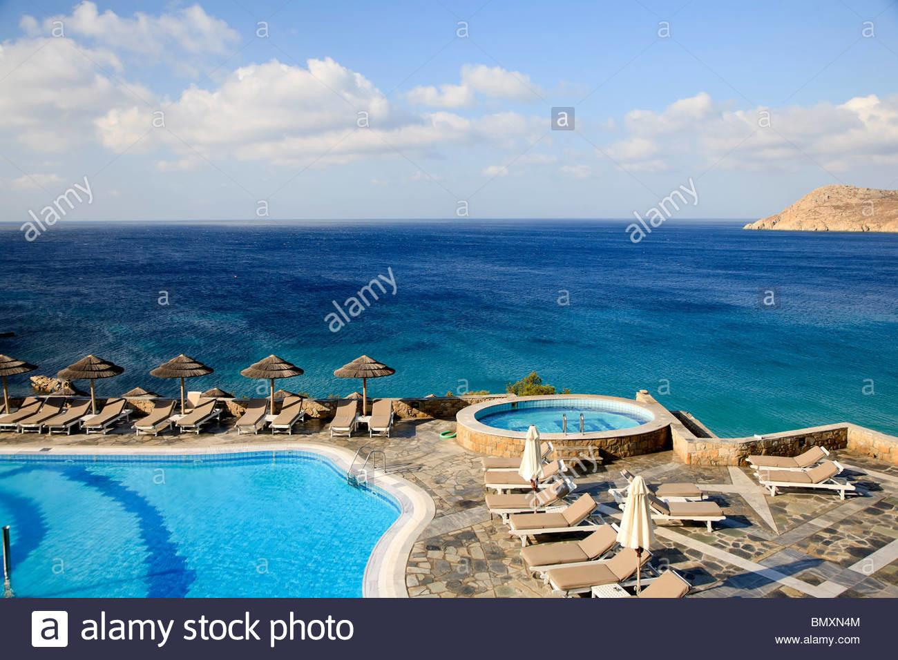 Greece Cyclades Mykonos Elia Beach Royal Myconian