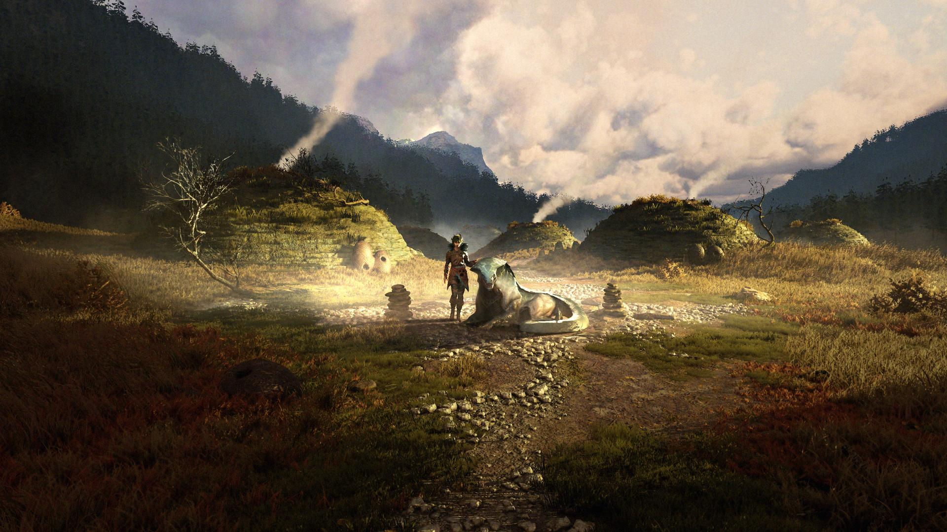 Greedfall Preview Make Peace War Ps4