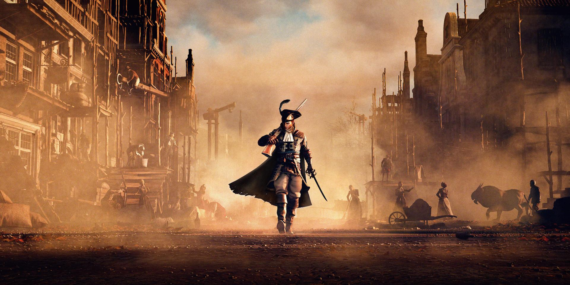 Greedfall Preview Make Peace War Ps4 Perezstart