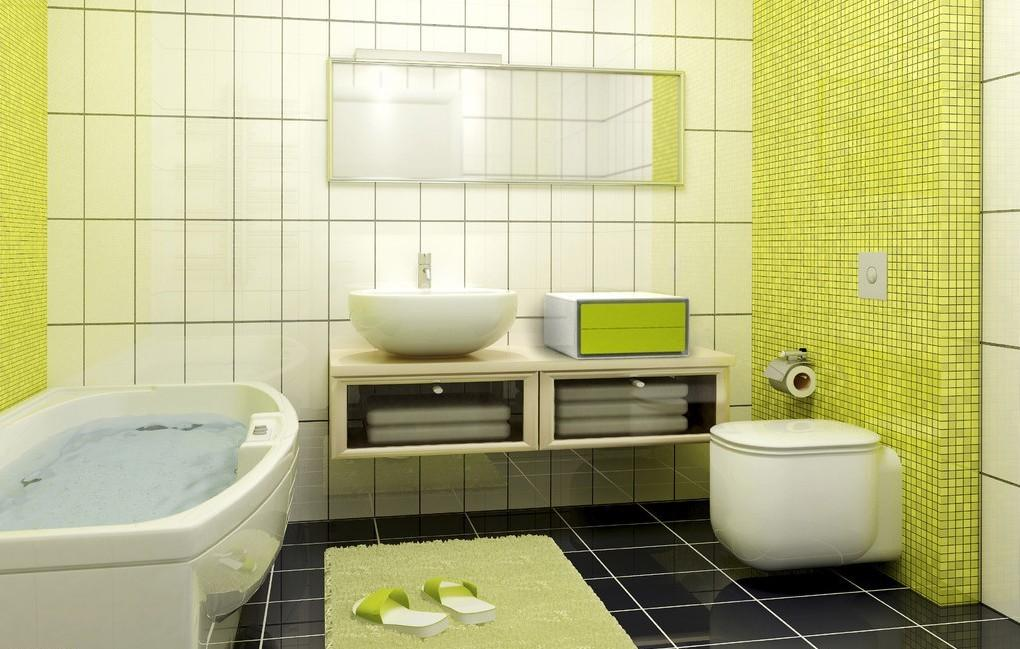 Green Bathroom Designs House