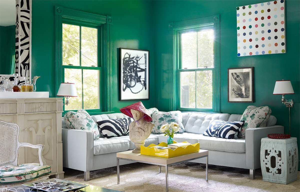 Green Blue Living Room Decor Dgmagnets