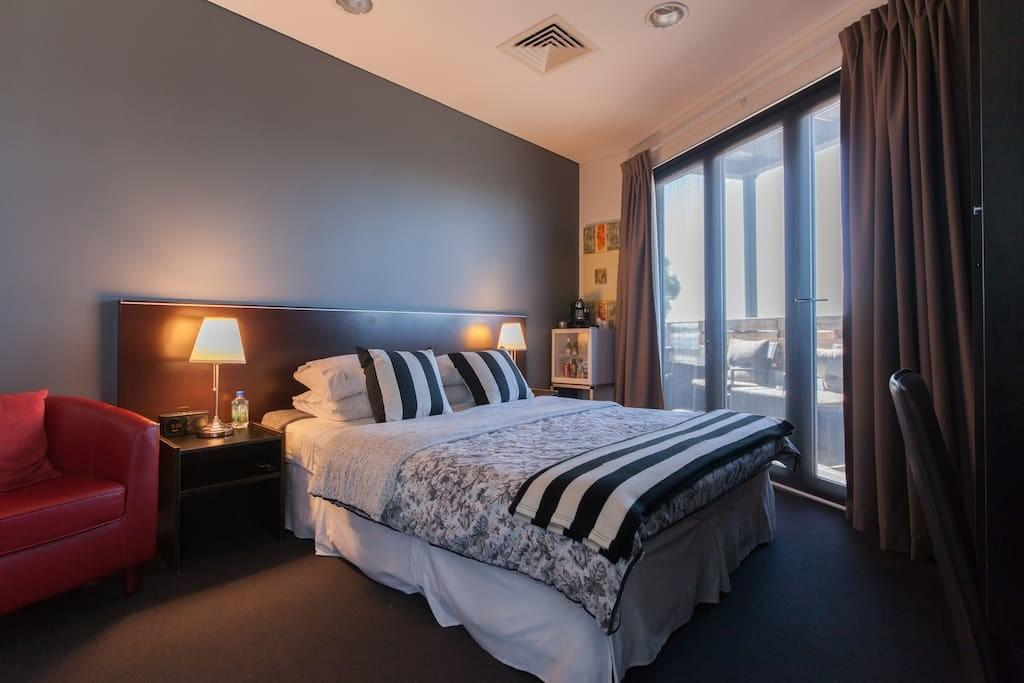 Green Inner City Penthouse Apartments Rent Perth