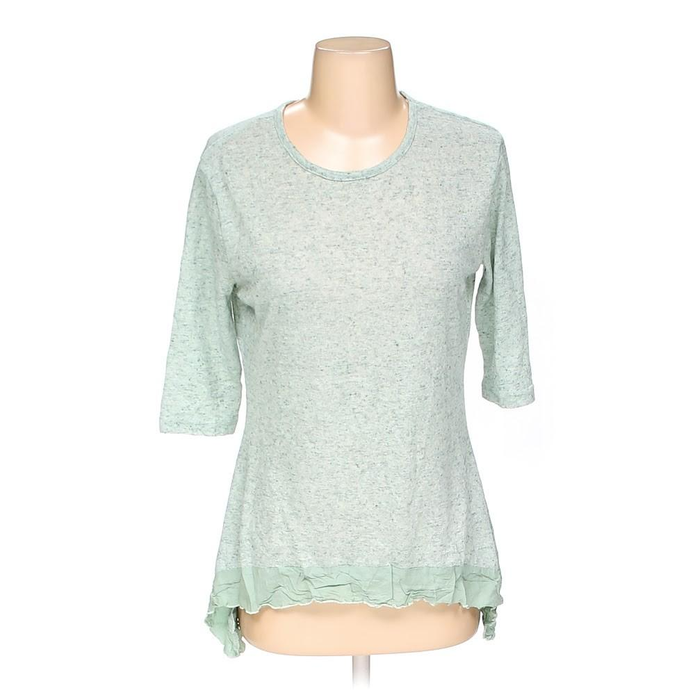 Green Simple Noelle Shirt