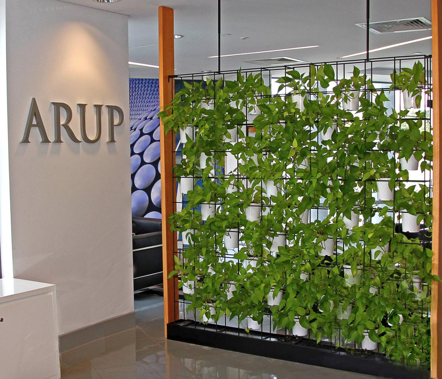 Green Wall Your Office Why Vertical Gardens