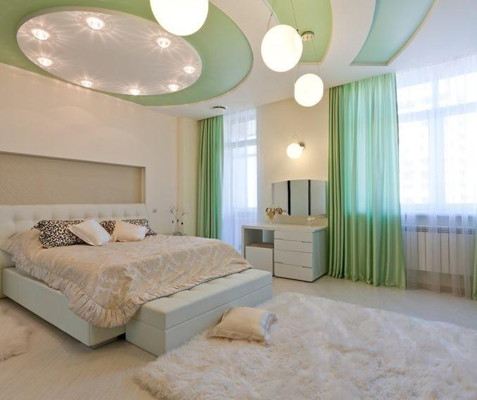 Green White Room Bedroom Design Hjscondiments