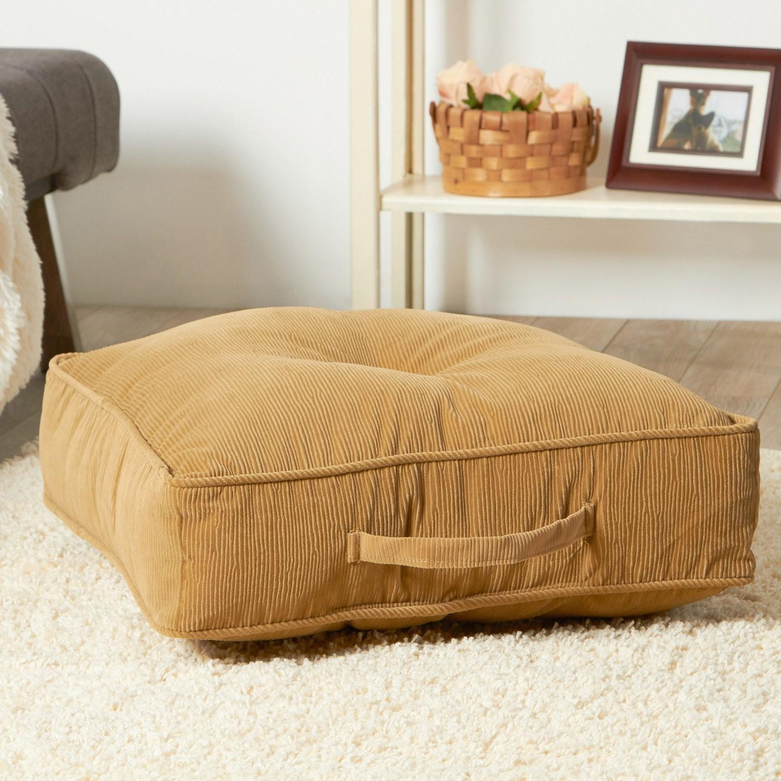 Greendale Home Fashions Square Floor Pillow