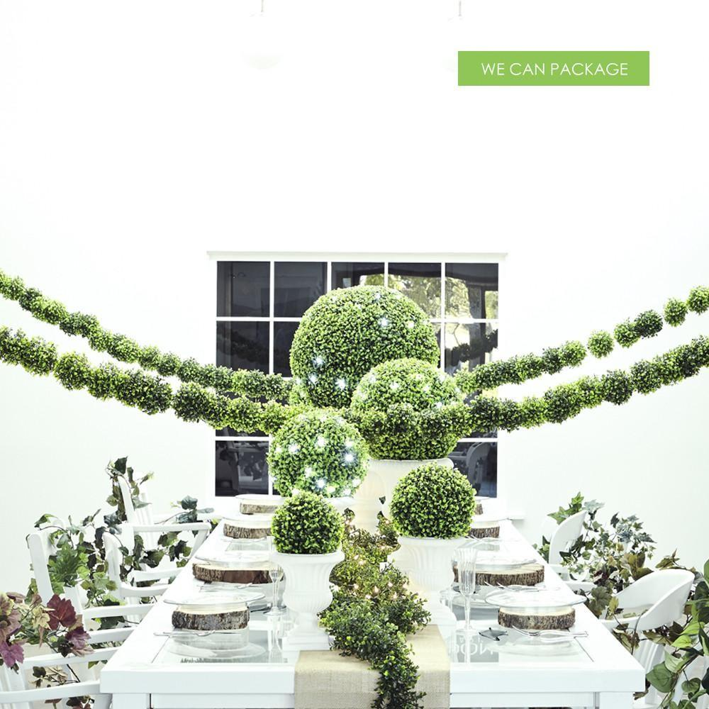 Greenery Artificial Branches Floral Decor Home