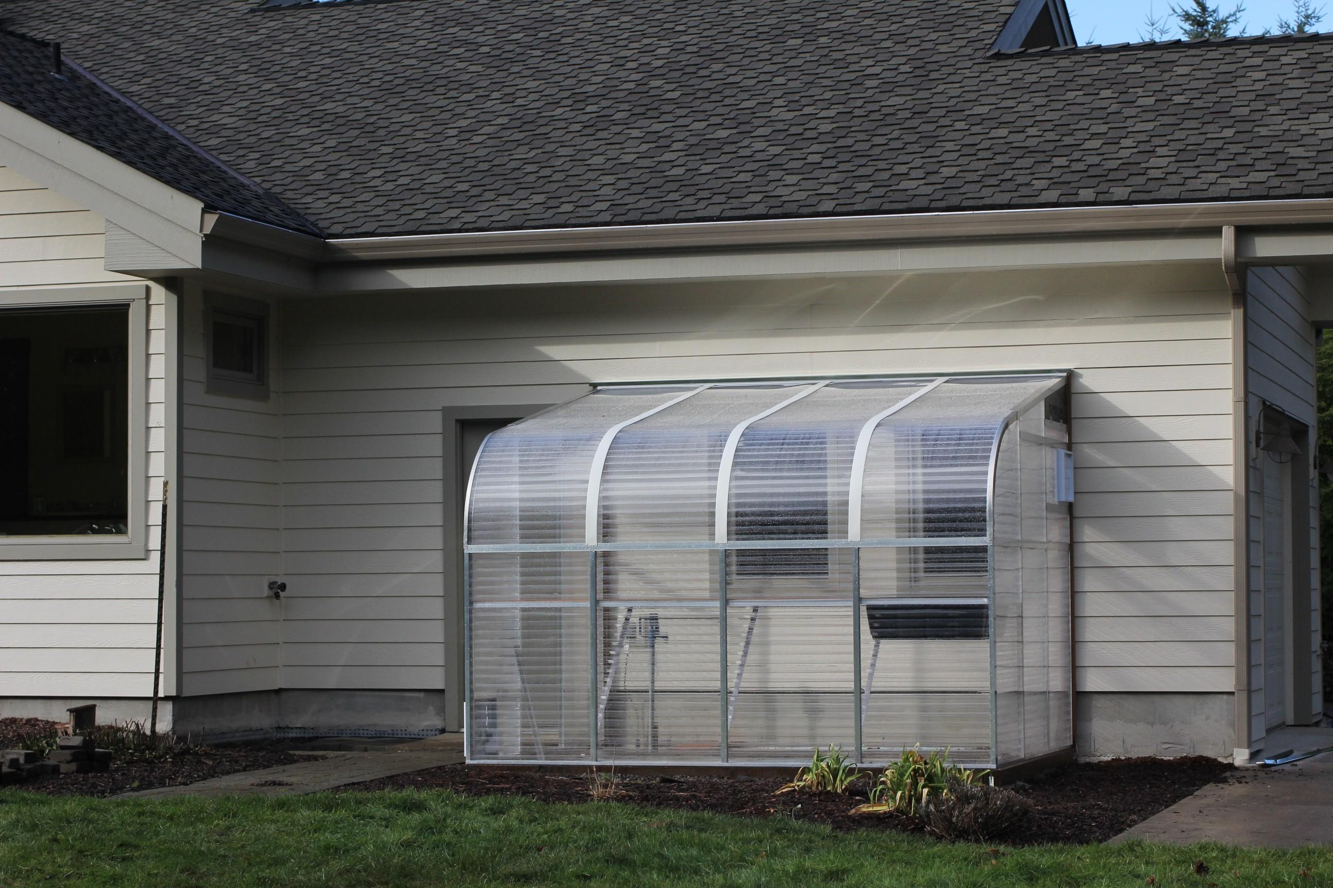Greenhouse Kits Seattle Exaco Allyear Cold Frame Build