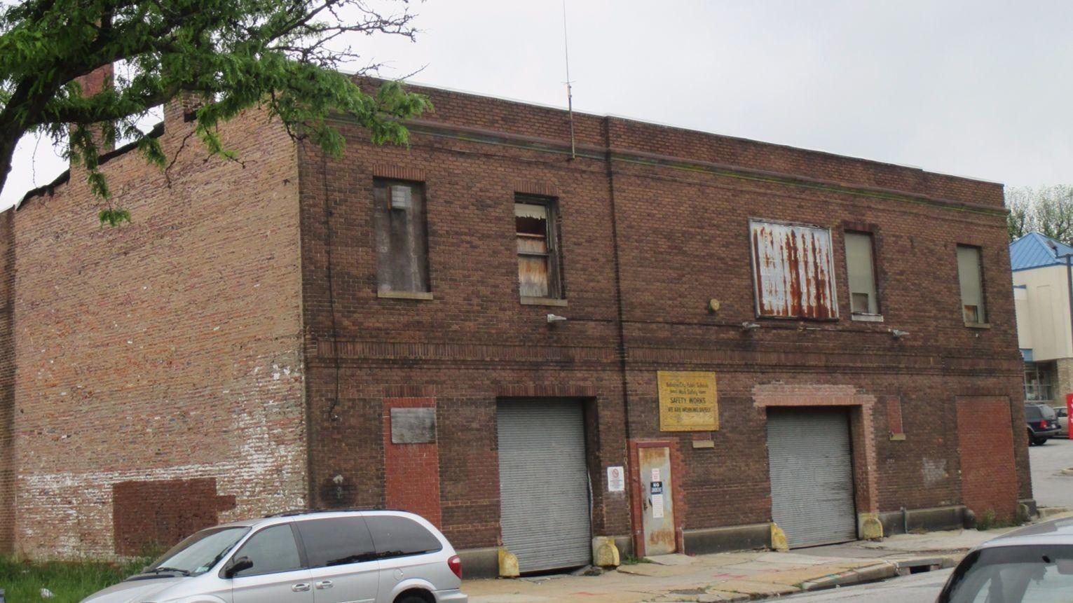 Greenmount Avenue Warehouse Converted Artist