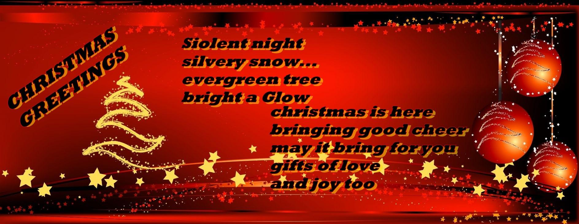 Greeting Merry Christmas Messages