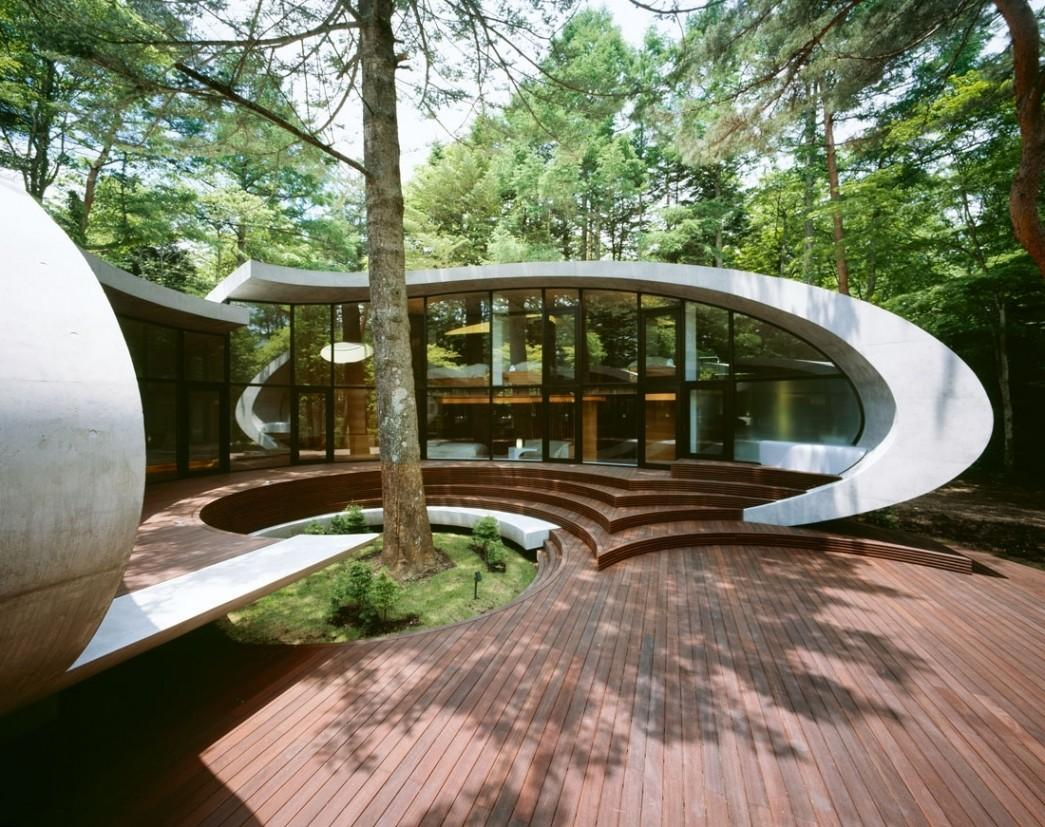 Gregorius Awesome Exotic Forest Home Arches