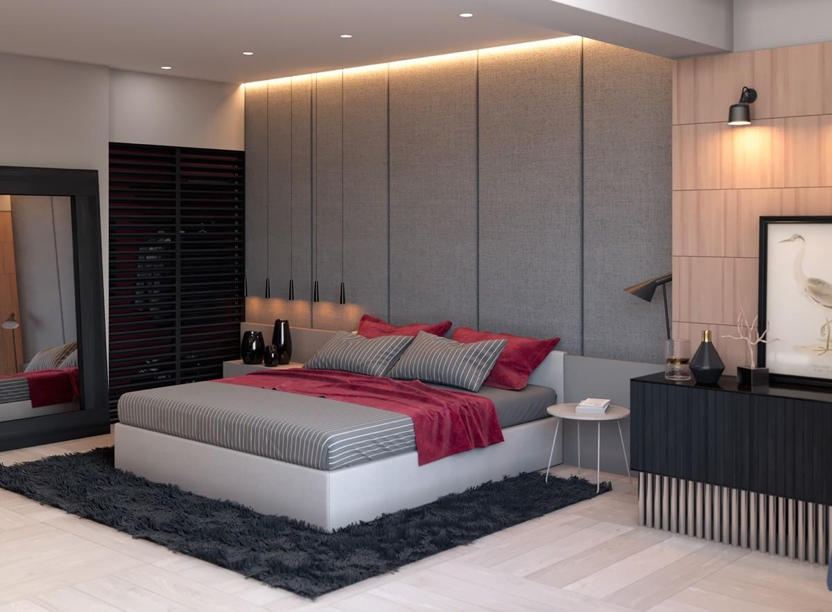 Grey Bedrooms Ideas Rock Great Theme