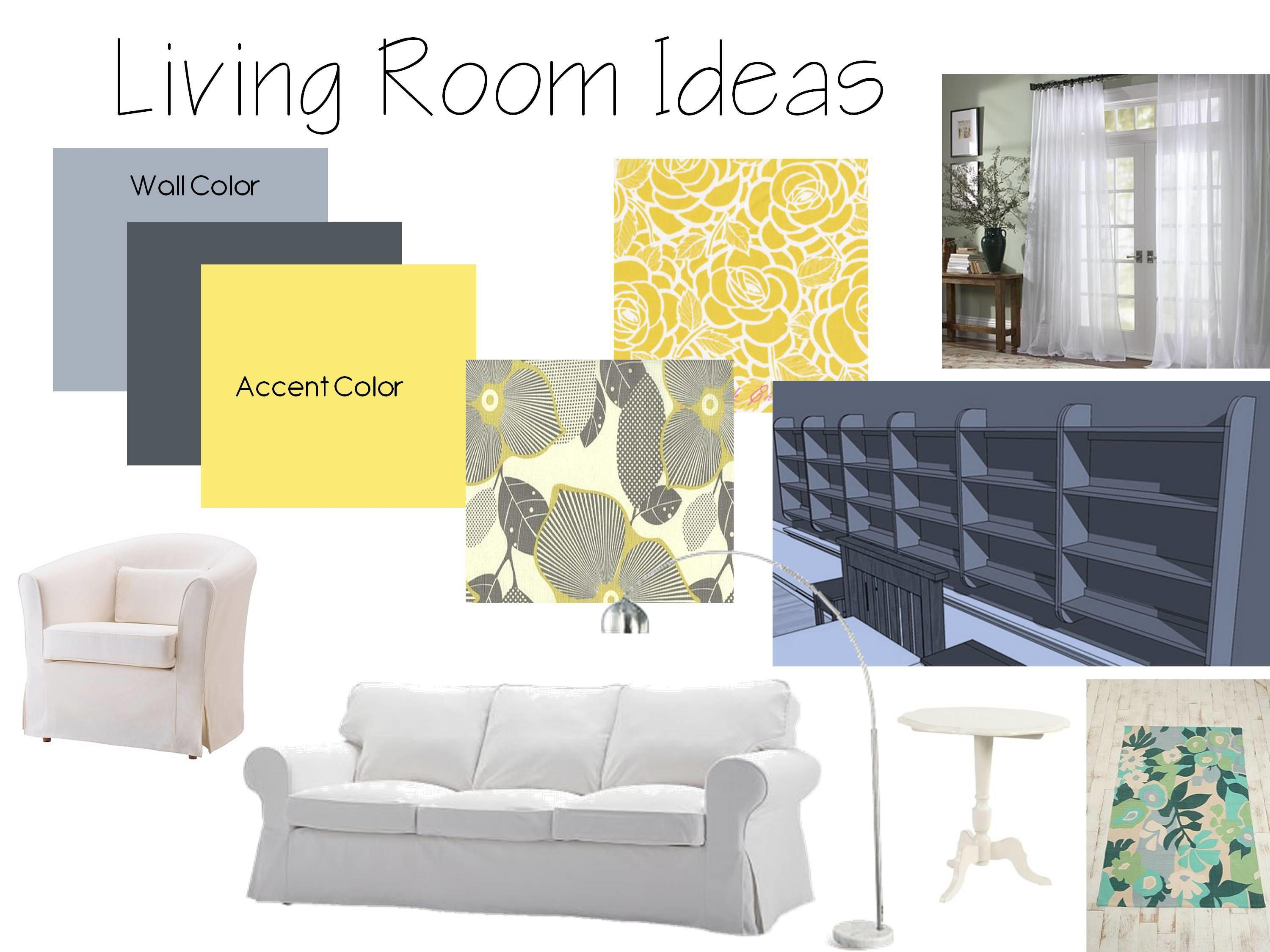 Grey Couch Accent Colors Living Room Ideas