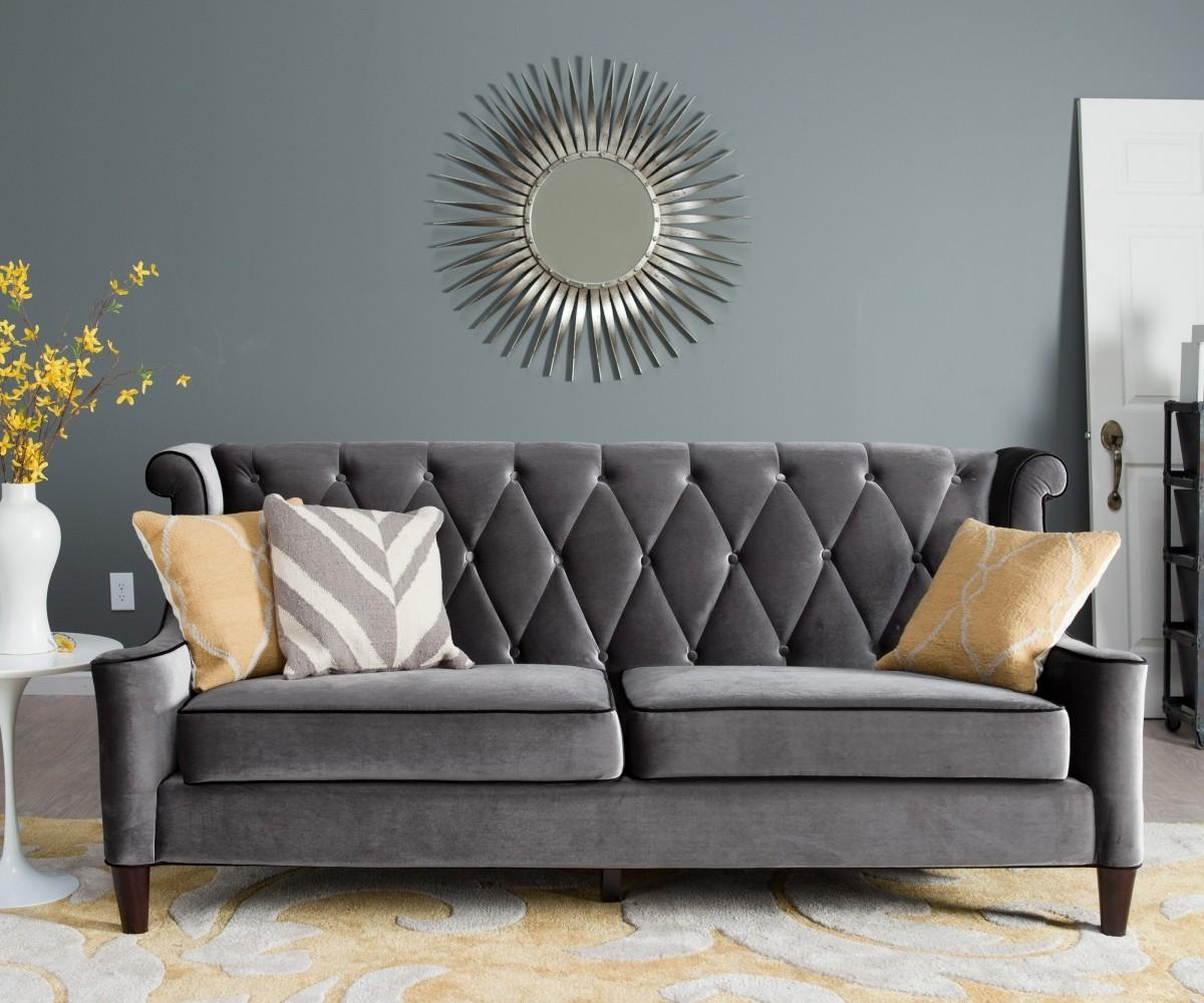Grey Living Room Ideas Witching Purple