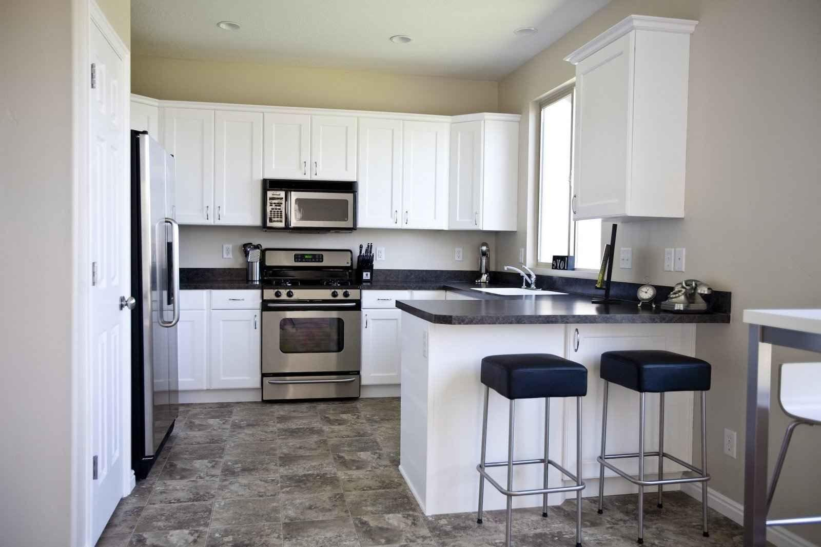 Grey White Kitchen Ideas