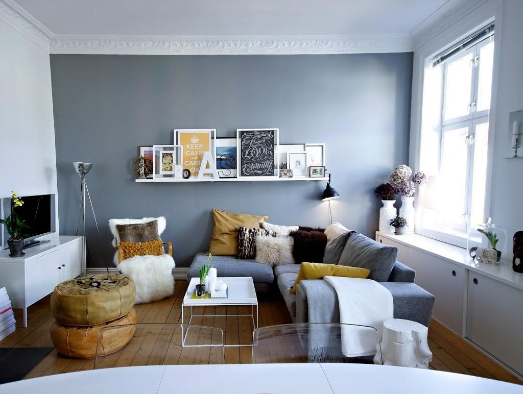 Grey White Wall Paint Inspiration Latest Corner