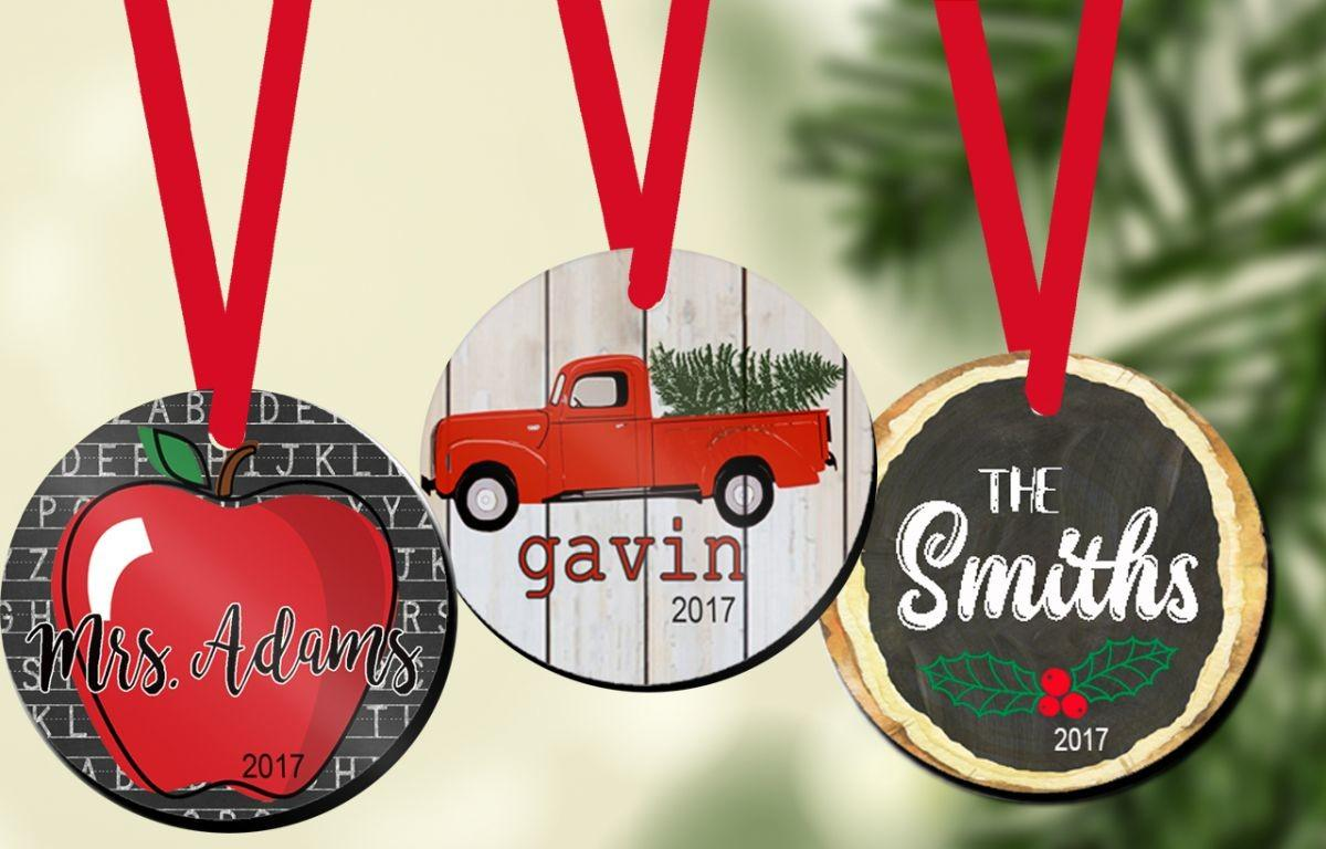 Groopdealz Personalized Ornament Gift