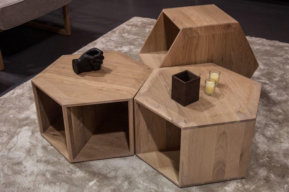 Group Coffee Tables Into Clusters