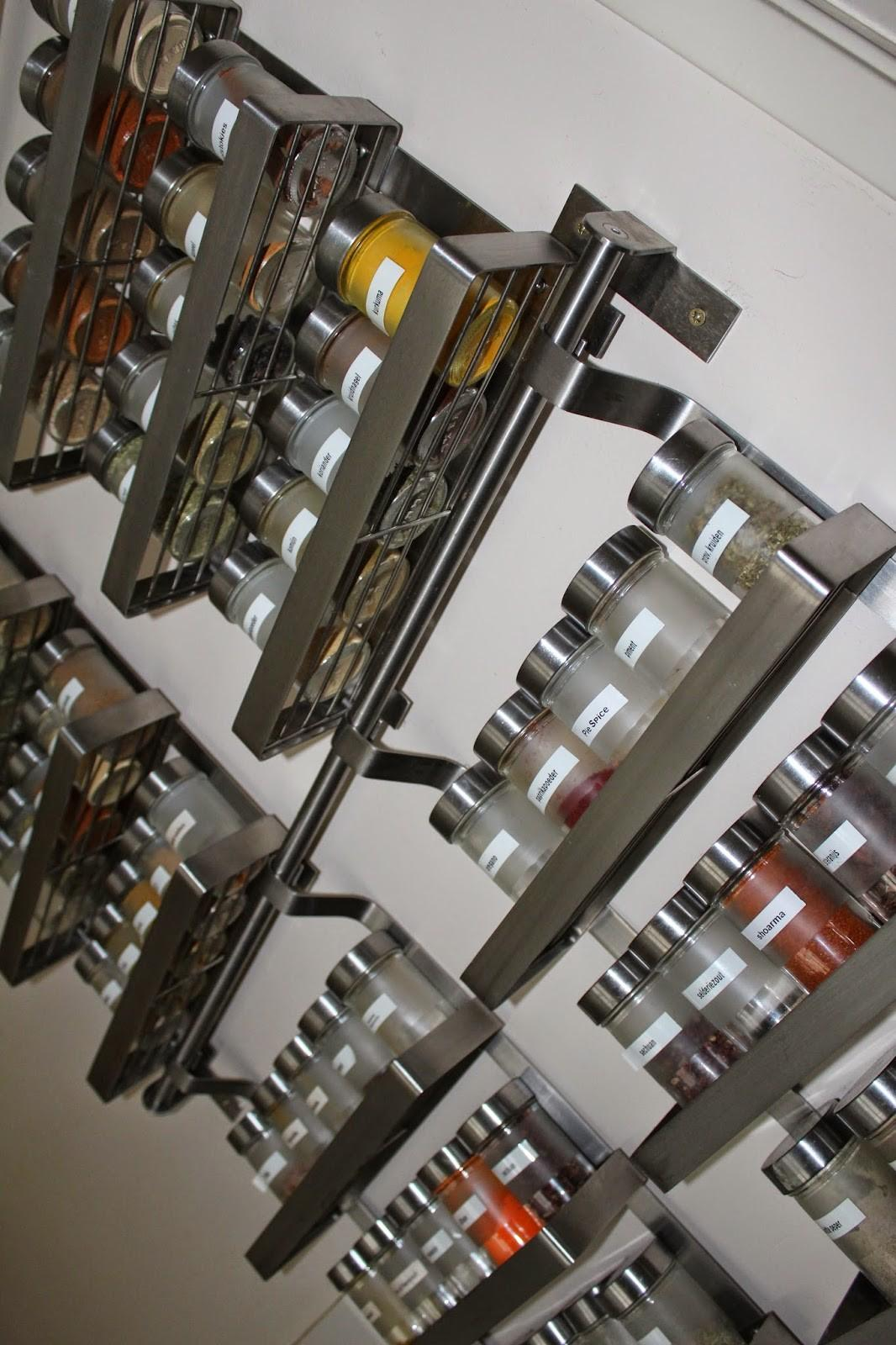 Grundtal Spice Rack Beautiful Magnetic