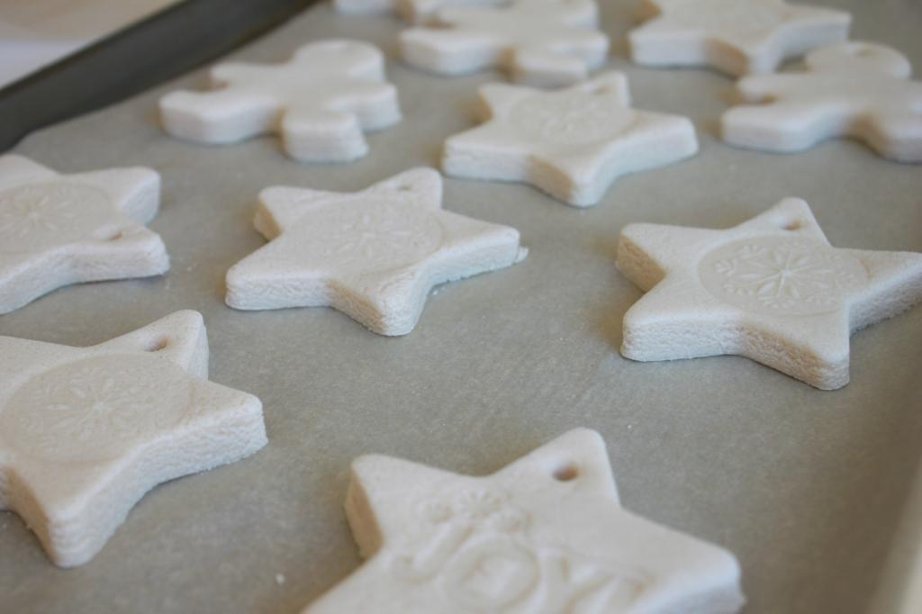 Gryphonwyck Salt Dough Ornaments