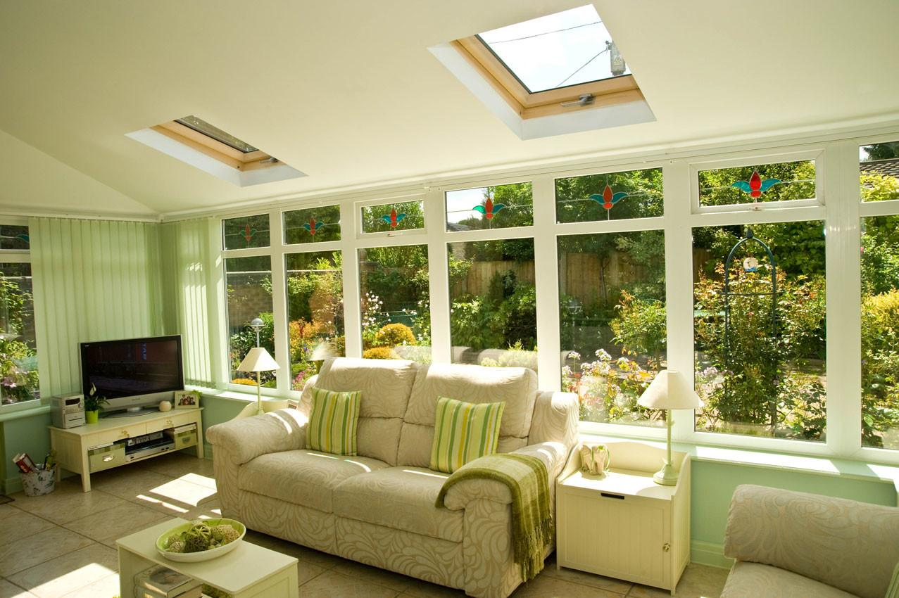 Guardian Conservatory Roof Interior Finishes