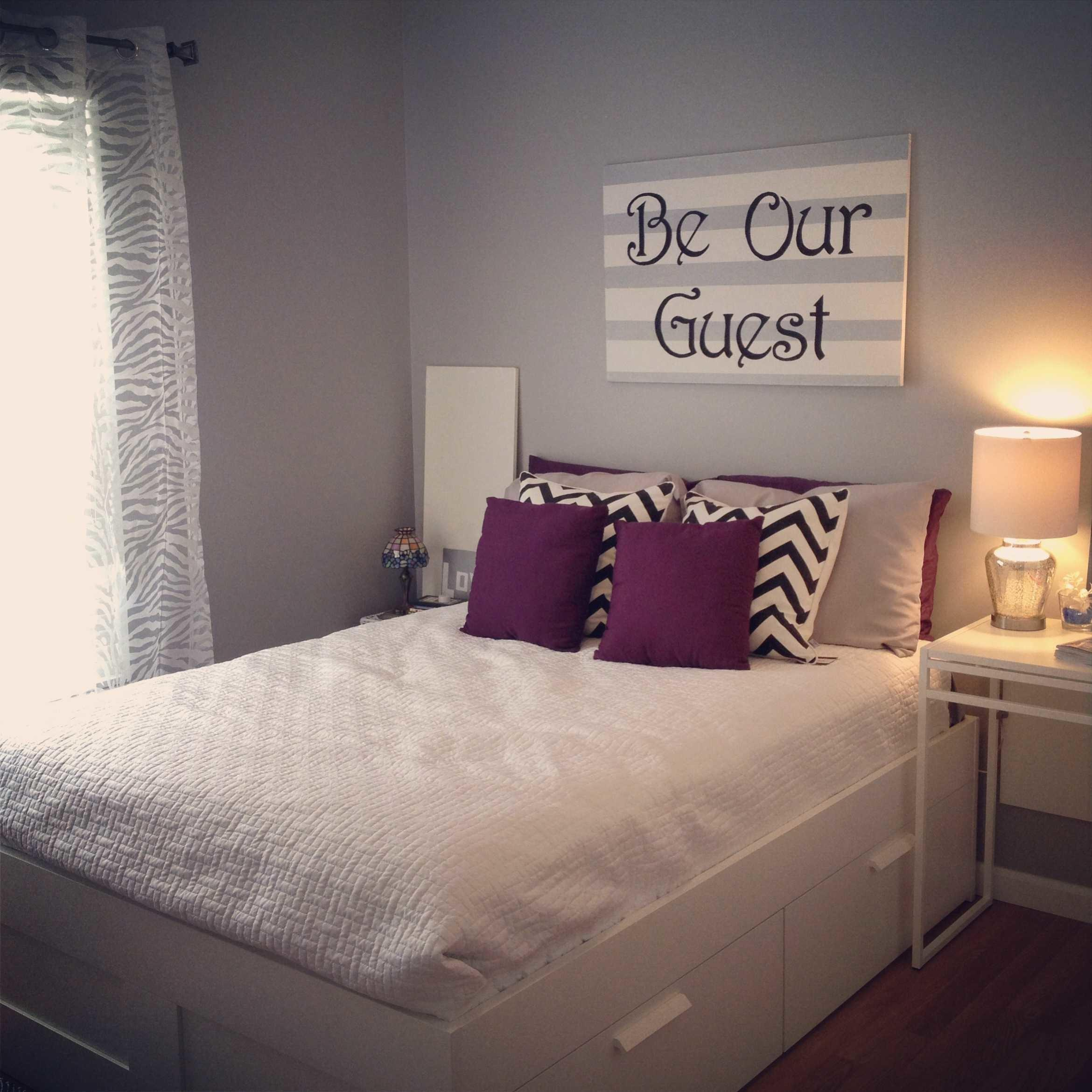 Guest Bedroom Decor Awesome Diy Ideas